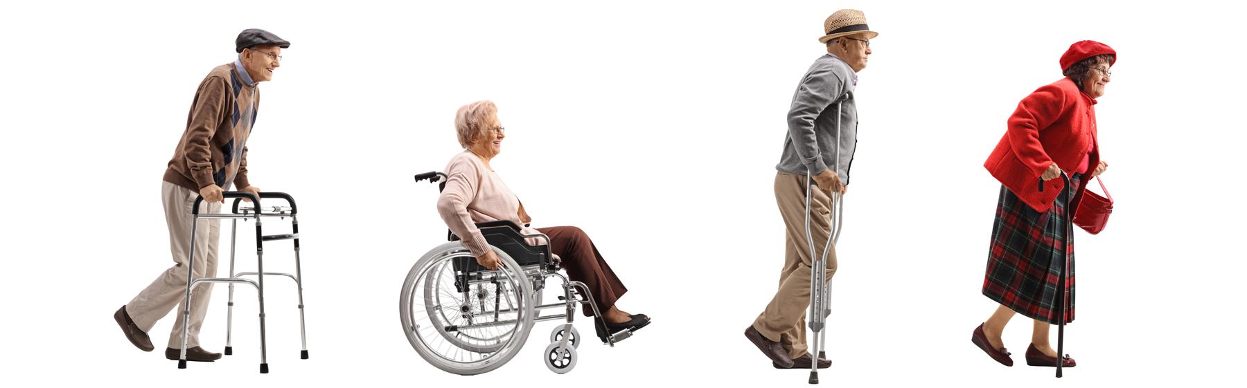 KINESIQ résidents pour aînés amélioration